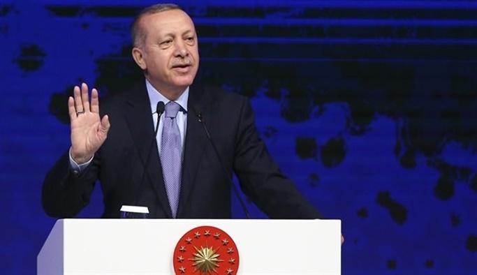 Erdoğan: Saldırılar karşısında sinemeyiz
