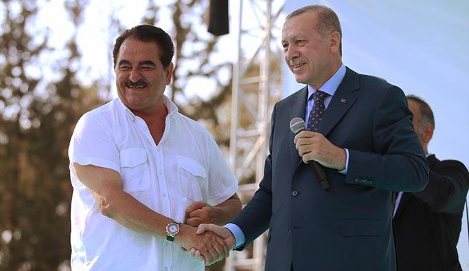 Erdoğan'dan muhalefete 'Soros'lu gönderme