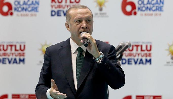 Erdoğan: Esed rejimine operasyonu doğru buluyoruz