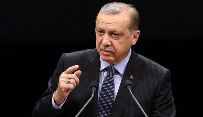 Cumhurbaşkanı Erdoğan il teşkilatlarını uyardı