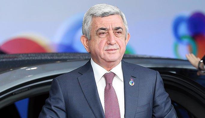 Ermenistan'da yeni gelişme, Sarkisyan pes etti