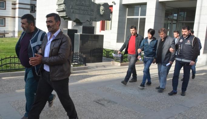 Erzurum'daki