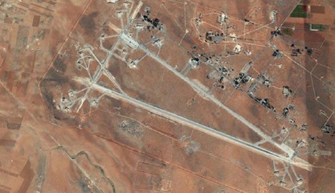 Esed rejimi havaalanlarını boşalttı