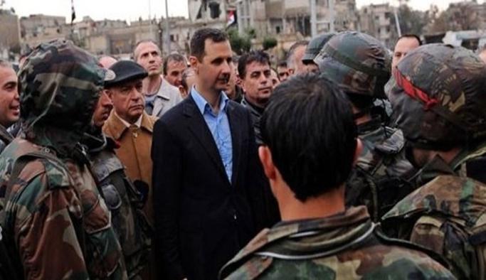 Esed rejiminden olası ABD saldırısına hazırlık