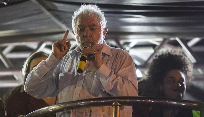 Eski Brezilya Devlet Başkanı Lula teslim olmadı