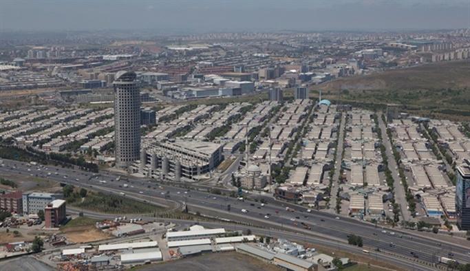 Esnaftan satılık 35 katlı otel ve AVM