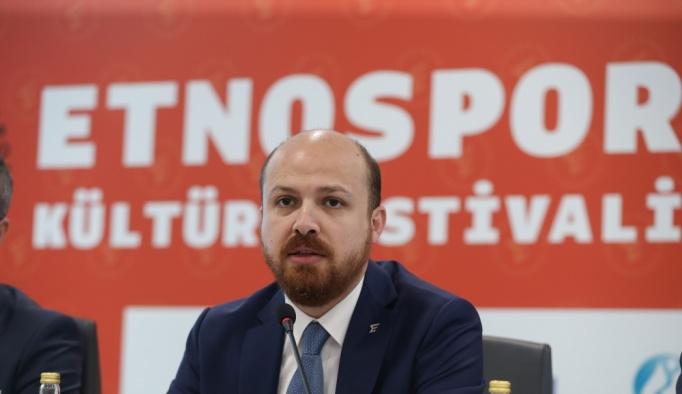 Etnospor Kültür Festivali'ne doğru