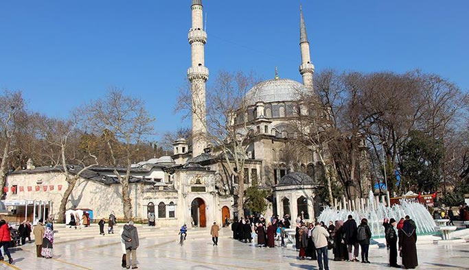 Eyüpsultan'ın tarihi çehresi onarılıyor
