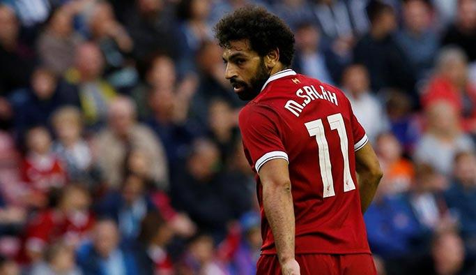 Ezher'den yıldız futbolcu Salah'a övgü