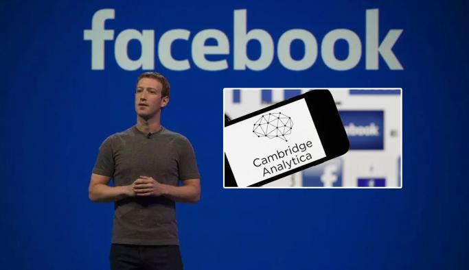 Facebook veri sızıntısı için ifade verdi