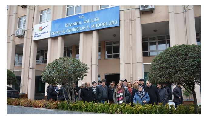 Fikirtepe mağdurları hizmet ofisi açıldı