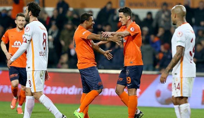 Galatasaray ile M. Başakşehir 20'inci kez karşılaşıyor