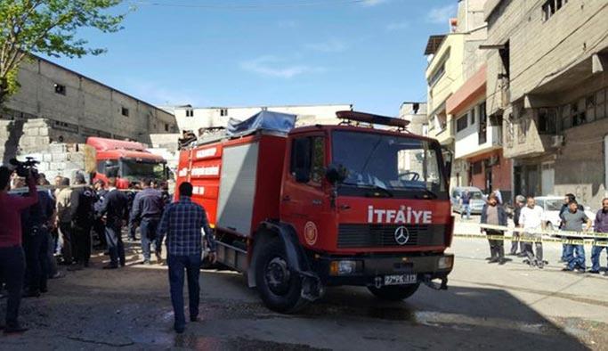 Gaziantep'te patlama: 1 ölü