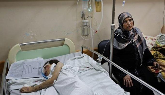 Gazze'de tıbbi malzeme bulunamıyor