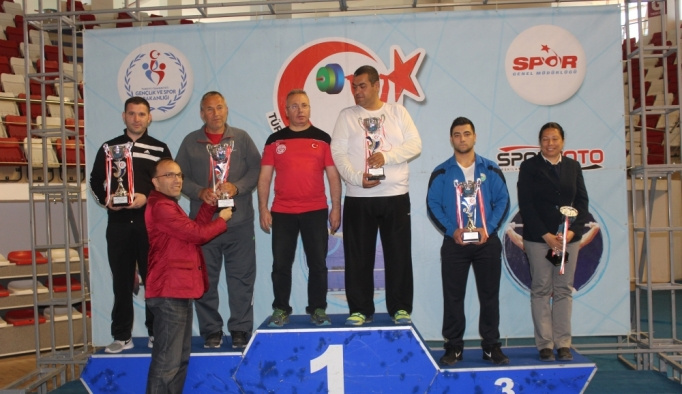 Gençler Kulüpler Türkiye Halter Şampiyonası
