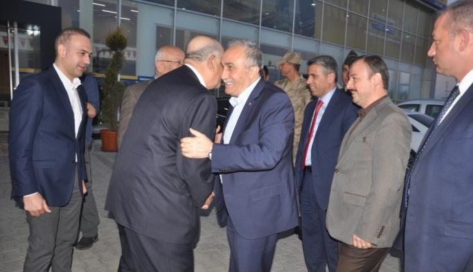Gıda, Tarım ve Hayvancılık Bakanı Fakıbaba Şanlıurfa'da