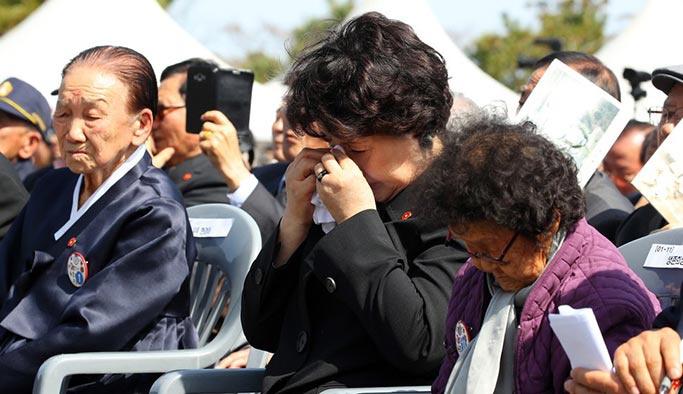 Güney Kore 'devlet şiddeti' için özür diledi