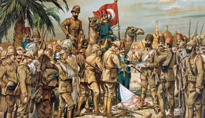 Halil Kut Paşa, esir İngiliz generalin kılıcına dokunmamıştı