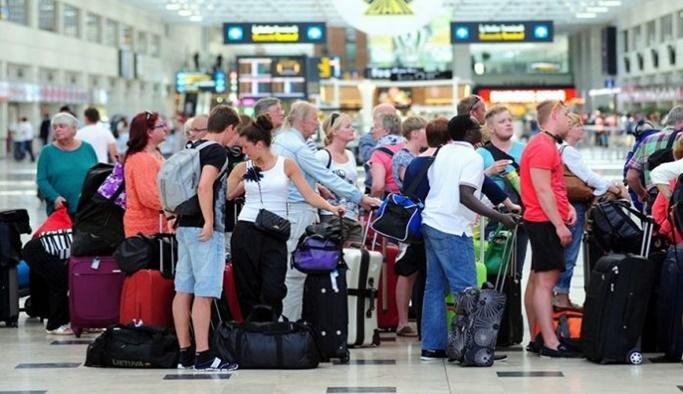 Hedef 40 milyon turist 30 milyar dolar gelir
