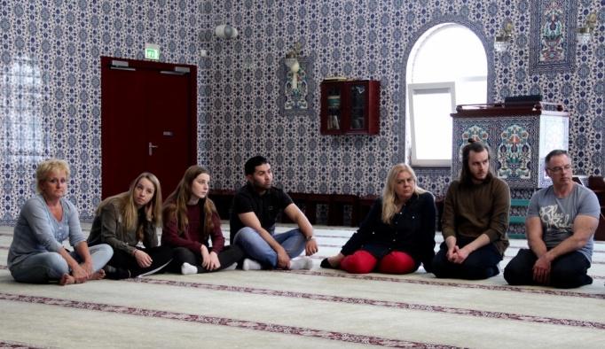"""Hollanda'da """"Açık Cami Günü"""" etkinliği"""