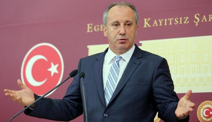 İnce: CHP genel başkanı aday olmalı
