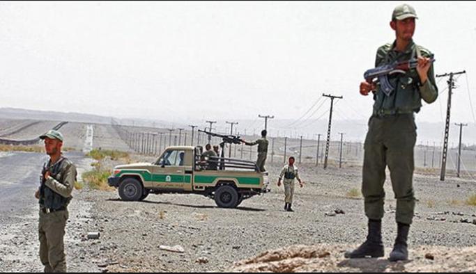 İran'da sınır kulesine saldırı