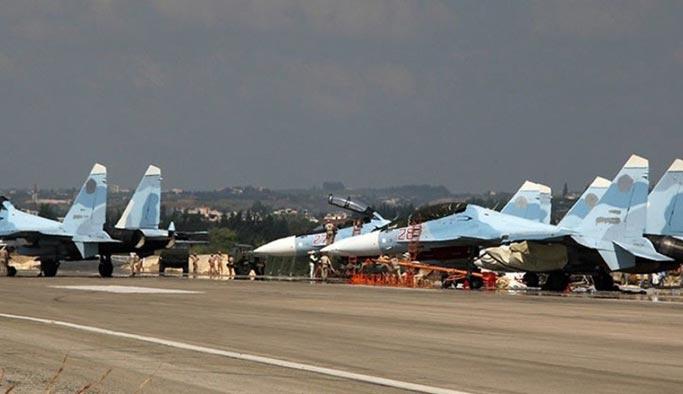 İran'dan Rus bombardıman uçaklarına izin