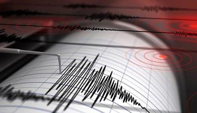 İran'ın batısında deprem