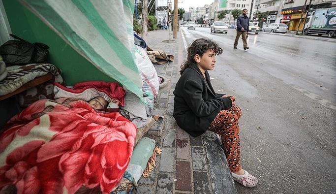İsrail ablukası altındaki Gazze'nin yarıdan fazlası yoksul