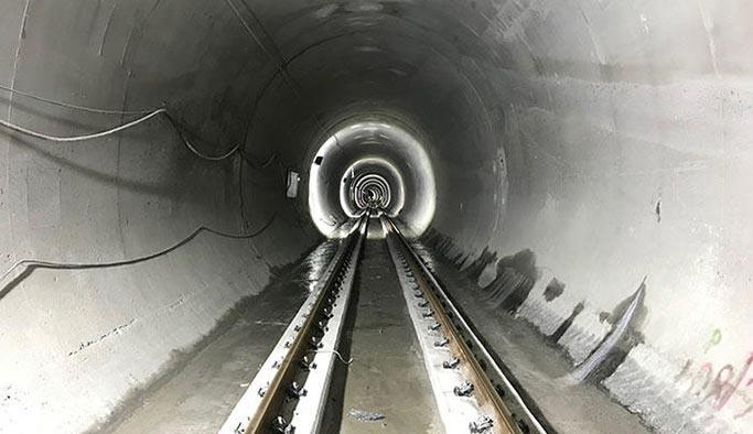 İstanbul'da 300 bin kişilik metro hattı bitmek üzere