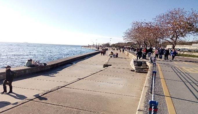 İstanbul'da yeni haftada yaz havasına giriyor