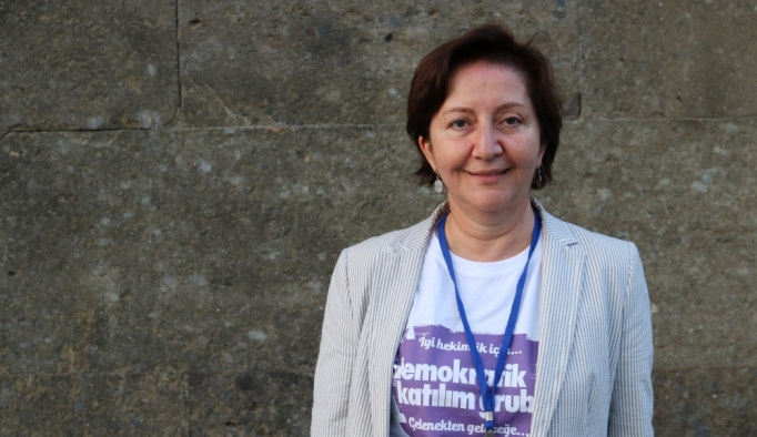 İstanbul Tabip Odası'nın yeni Başkanı Pınar Saip oldu