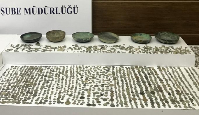 İstanbul'da tarihi eser kaçakçılığı operasyonu