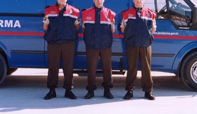 Jandarma'ya operasyon 12 binbaşı gözaltında