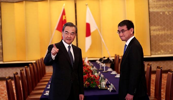 Japonya ve Çin Dışişleri Bakanları 9 yıl sonra bir araya geldi