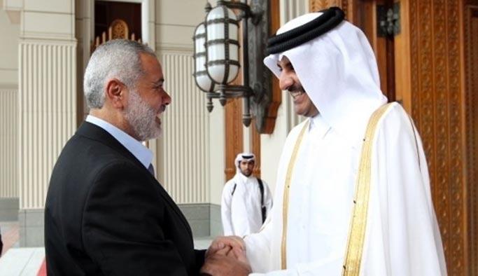 Katar'dan dünyaya Filistin çağrısı