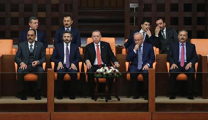 Kılıçdaroğlu FETÖ ağzıyla konuştu, Meclis karıştı