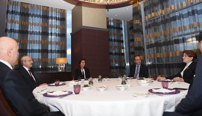 Kılıçdaroğlu ile Akşener 'gizlice' buluştu