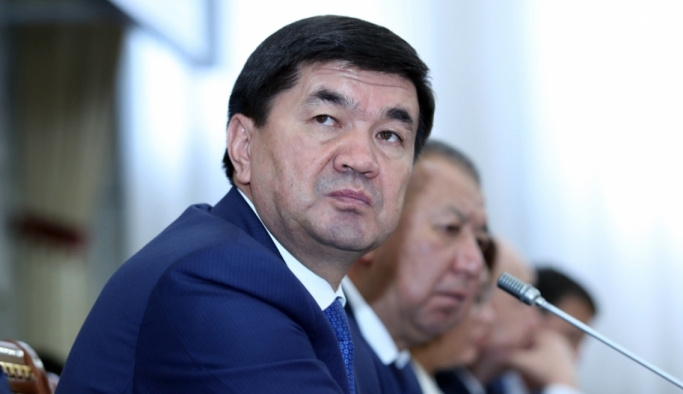 Kırgızistan'ın yeni Başbakanı Abılgaziyev oldu