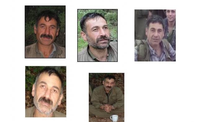 Kırmızı listede aranan terörist Amanoslar'da öldürüldü