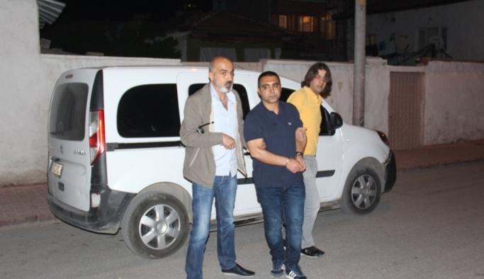 Konya'da bıçaklı saldırı