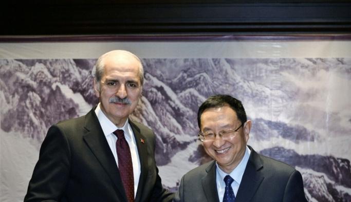 Kültür ve Turizm Bakanı Kurtulmuş Çinli mevkidaşı Luo ile görüştü