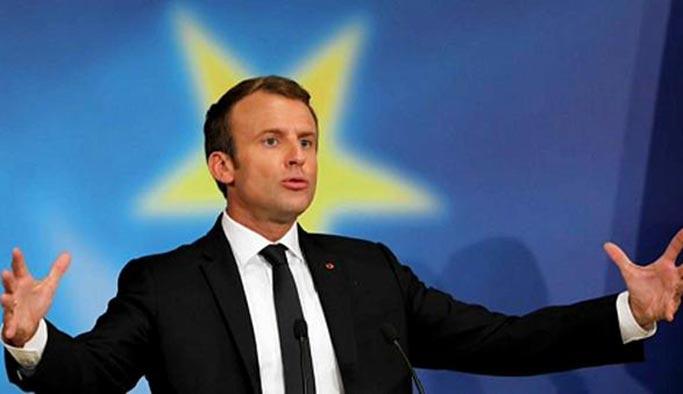 Macron: ABD Suriye'de kalmalı
