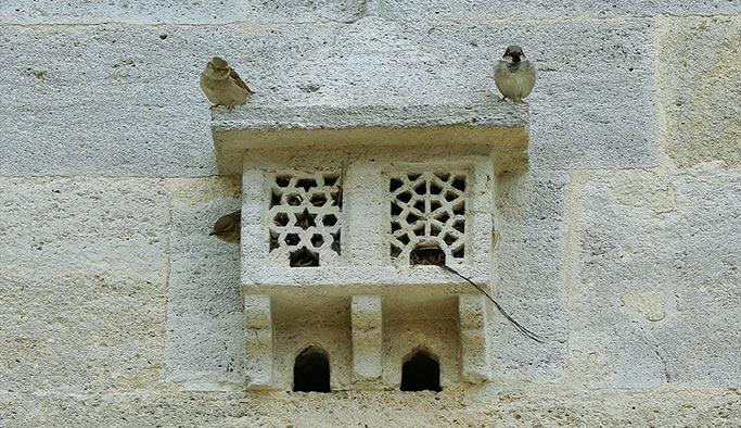 Mimaride kuşu bile düşünen bir medeniyet