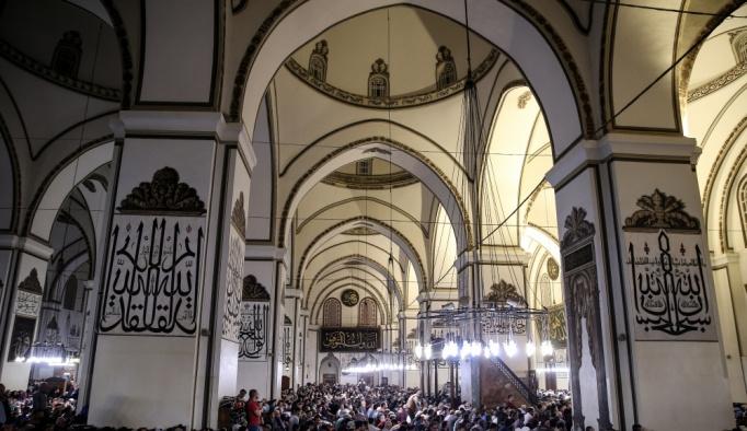 Bursa, Eskişehir, Kütahya, Çanakkale, Yalova'da Mirac Kandili