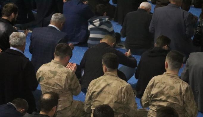 Erzincan'da Mirac Kandili
