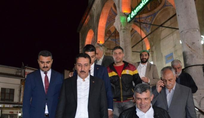 Gaziantep, Malatya, Şanlıurfa'da Miraç Kandili