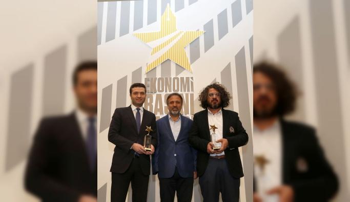 MÜSİAD Ekonomi Basını Başarı Ödülleri