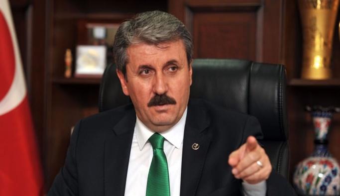 Destici'den Abdullah Gül'e hatırlatma