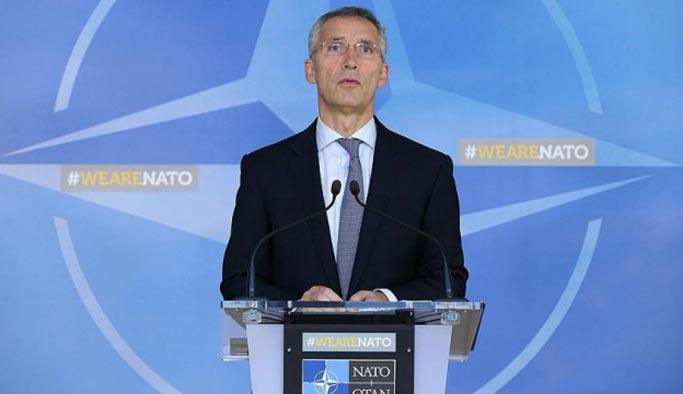 NATO'dan ABD, İngiltere ve Fransa'ya destek